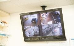 集中監視ビデオシステム